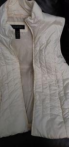 Plus Sized Puffer Vest